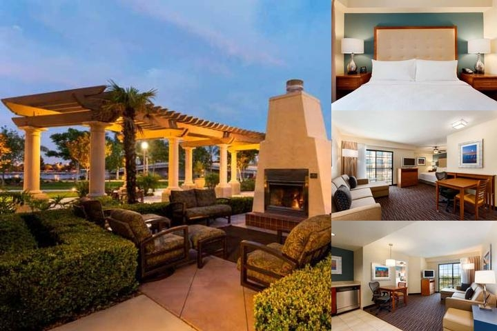 Hilton Homewood Suites San Diego Liberty Station photo collage