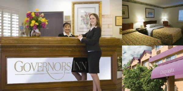 Governors Inn Hotel photo collage