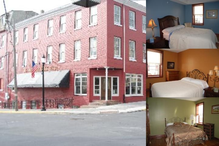 American House Hotel photo collage