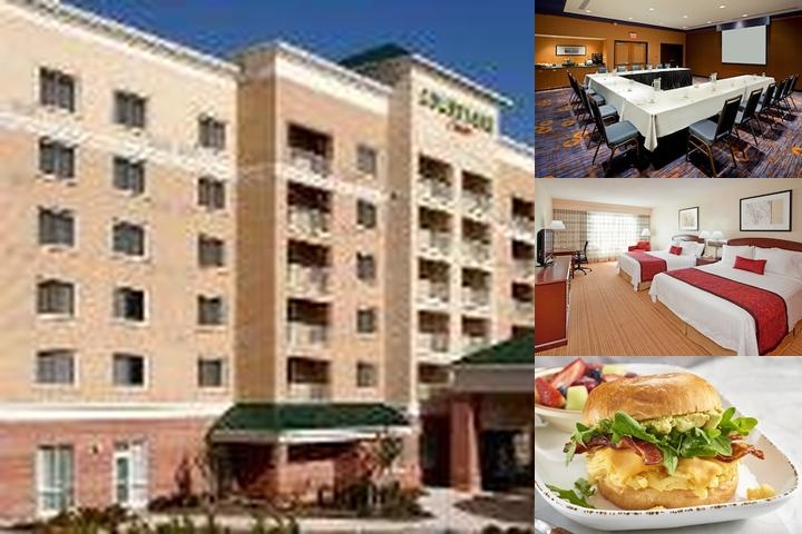 Courtyard by Marriott Mississauga Meadowvale photo collage