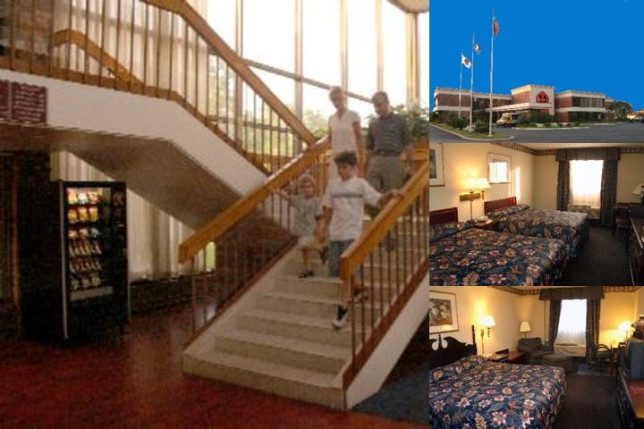 Econo Lodge Inn & Suites Conference Center photo collage