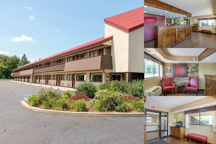 Red Roof Inn Kalamazoo East photo collage