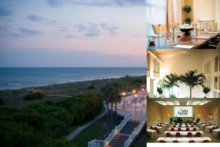 Wild Dunes Destination Hotels & Resorts photo collage