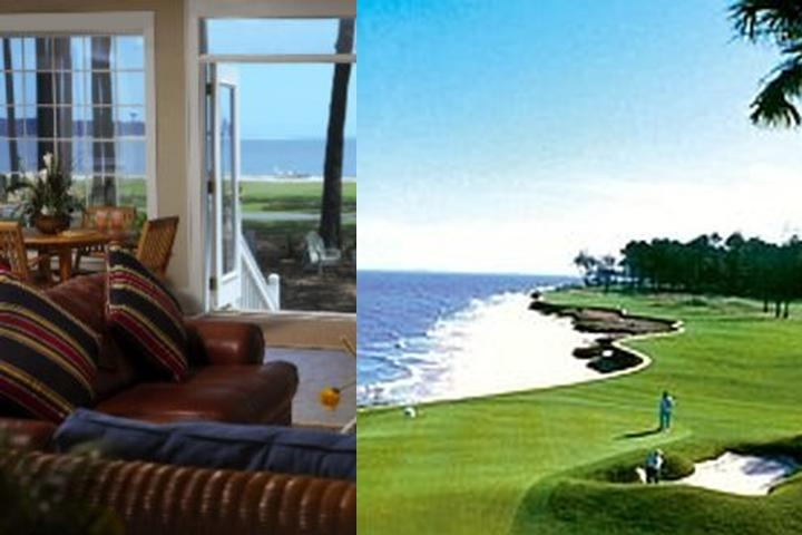 Daufuskie Island Resort photo collage