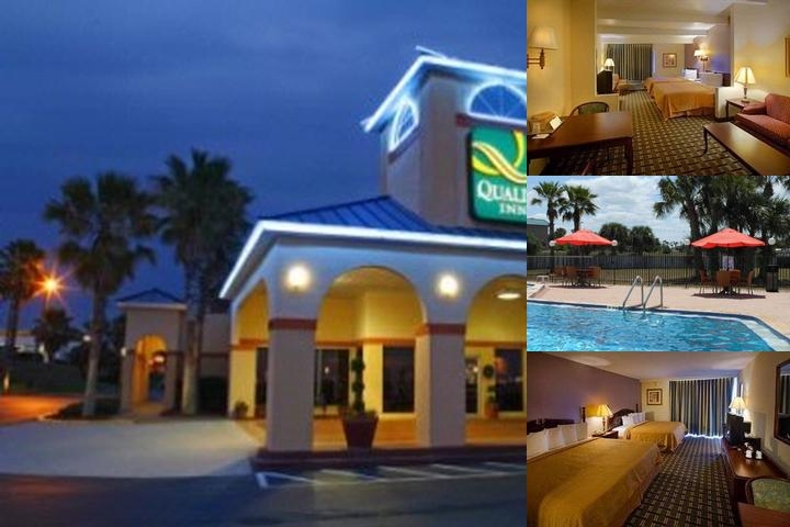 Holiday Inn Express South of Orlando Theme Parks photo collage