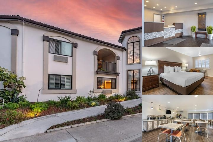 Best Western Rose Garden Inn photo collage