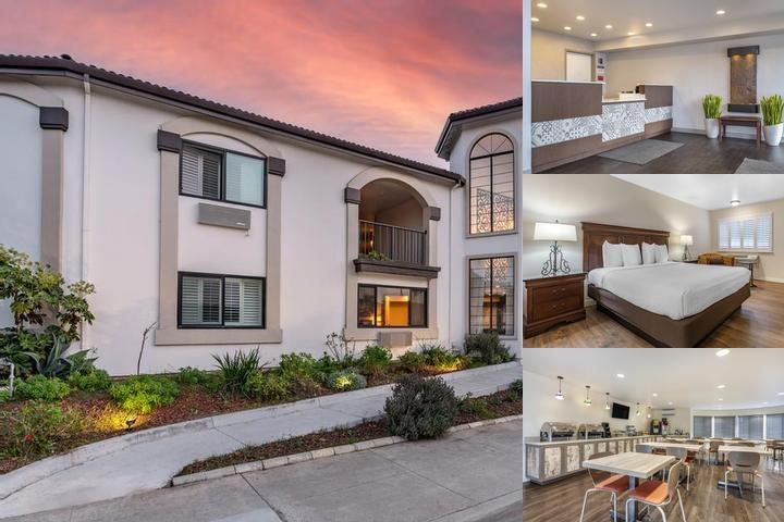 best western rose garden inn - Rose Garden Inn