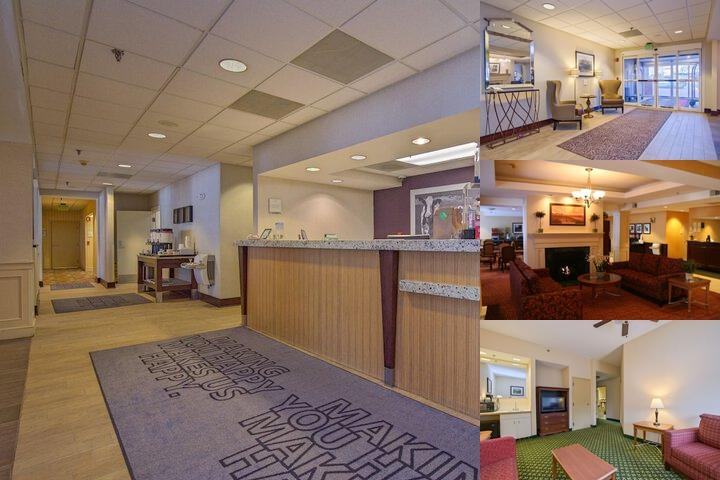 Hampton Inn Concord / Bow photo collage