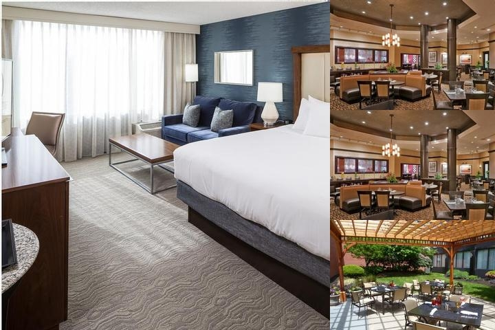Doubletree by Hilton Boston / Andover photo collage