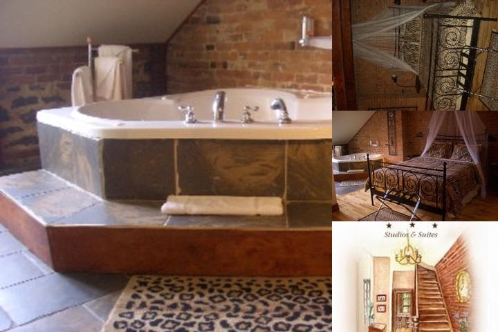 Auberge Suite Home photo collage