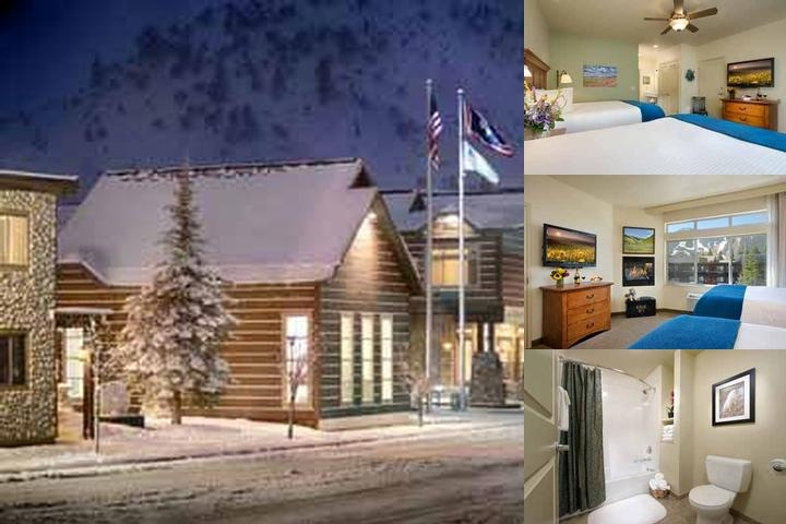 The Lexington at Jackson Hole Hotel & Suites photo collage