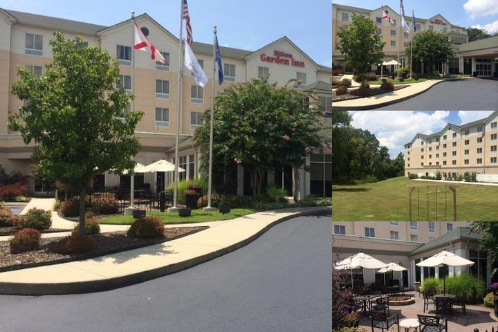 Hilton Garden Inn Huntsville South photo collage
