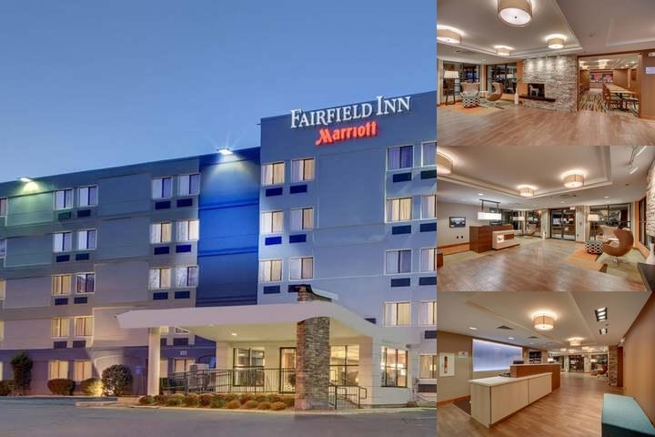 Fairfield Inn by Marriott Tewksbury / Andover photo collage