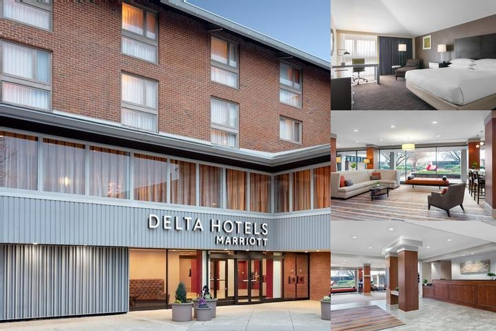 Radisson Cross Keys photo collage