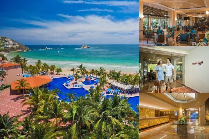 Barcelo Ixtapa Beach All Inclusive photo collage