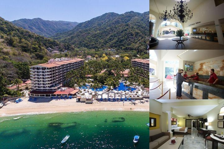 Barcelo Puerto Vallarta photo collage