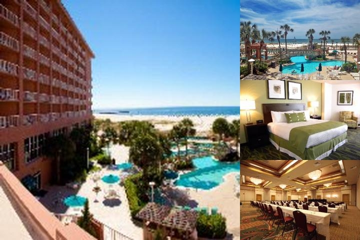 Perdido Beach Resort photo collage