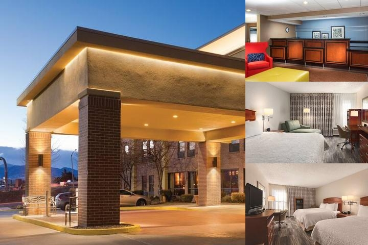 Westminster Hampton Inn photo collage