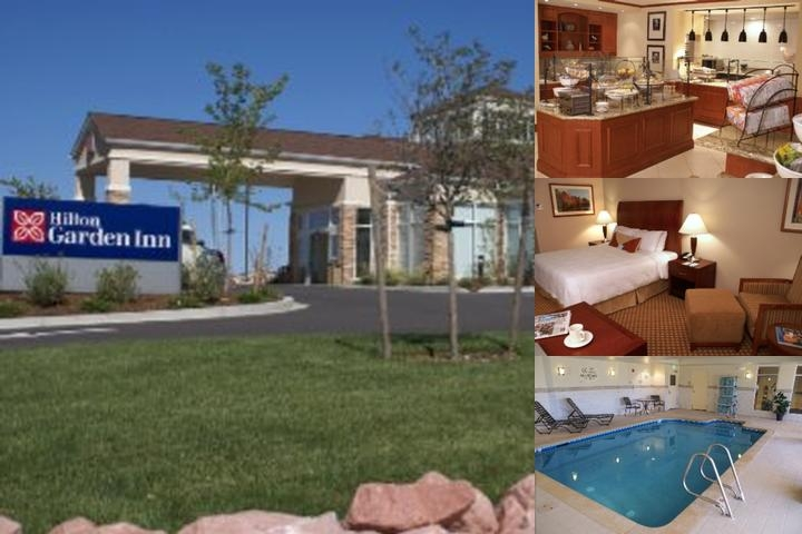 Hilton Garden Inn Colorado Springs Airport photo collage