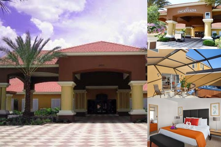 Encantada a Clc World Resort photo collage