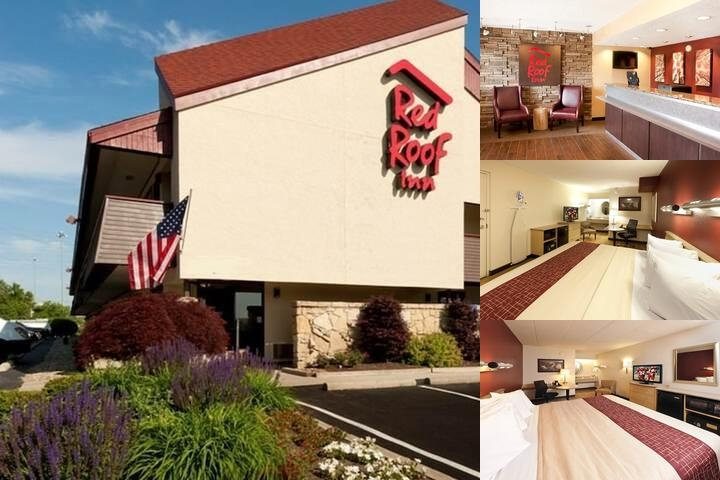 Red Roof Inn Rochester / Henrietta photo collage