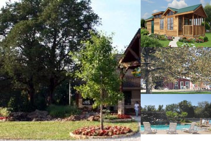Mill Creek Ranch Resort photo collage