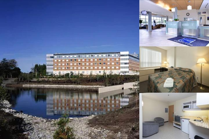 Residence & Conference Centre Oshawa photo collage