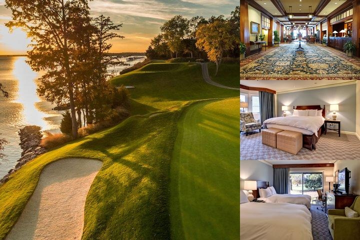 Kingsmill Resort photo collage