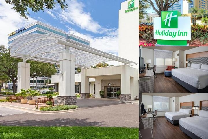 Holiday Inn Tampa Westshore photo collage