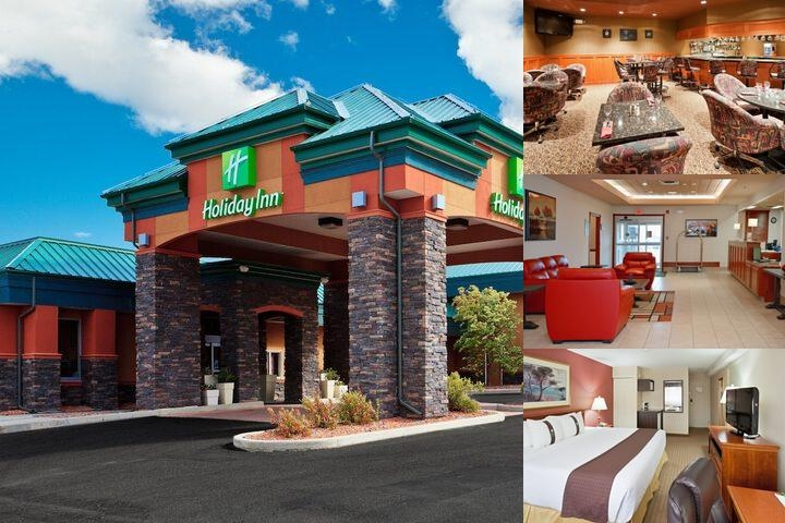 Holiday Inn Hinton photo collage