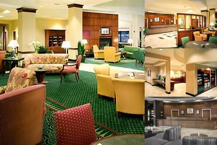 Courtyard by Marriott Elizabeth / Newark Airport photo collage