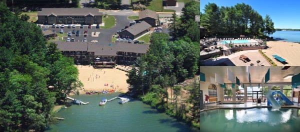 Baker S Sunset Bay Resort Wisconsin Dells Wi 921 Canyon Rd