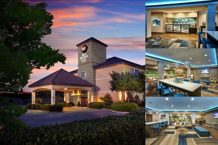Best Western Plus Lewisville Coppell photo collage