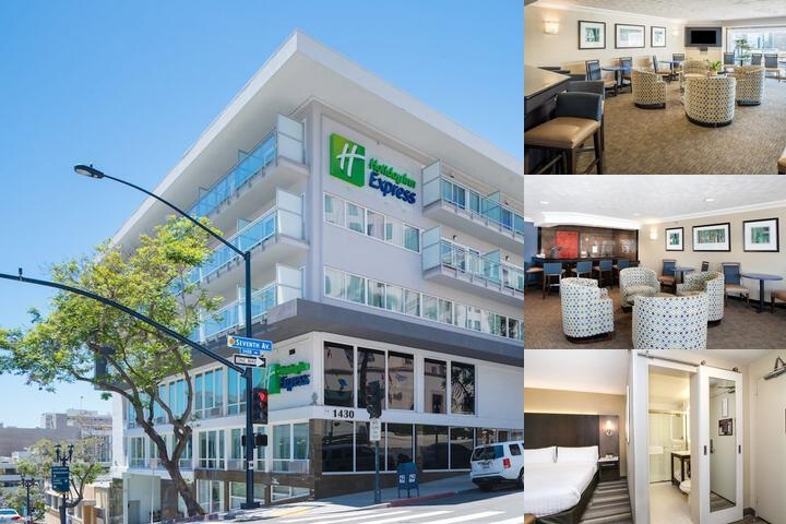 Holiday Inn Express San Diego photo collage