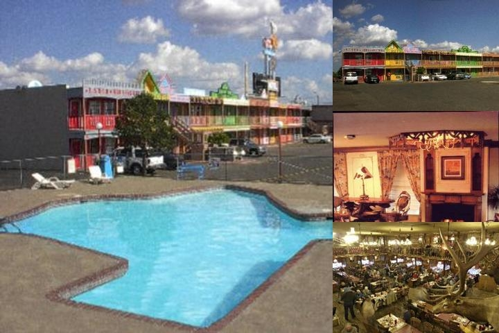 Big Texan Steak Ranch & Motel photo collage
