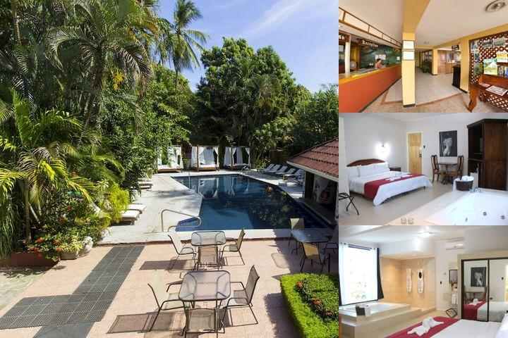 Copacabana Hotel & Suites Adults Only photo collage