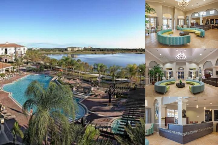 Vista Cay by Orlando Luxury Escapes photo collage