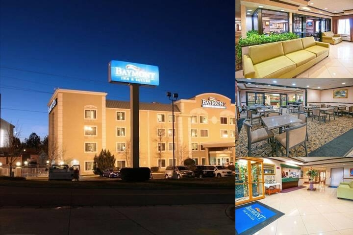 Baymont Inn & Suites Hattiesburg photo collage