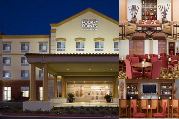 Four Points by Sheraton Sacramento Airport photo collage