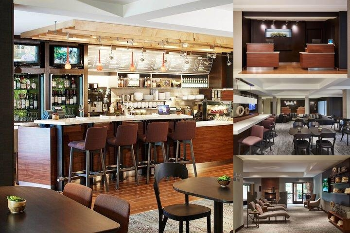 Courtyard by Marriott Portland Southeast/Clackamas photo collage