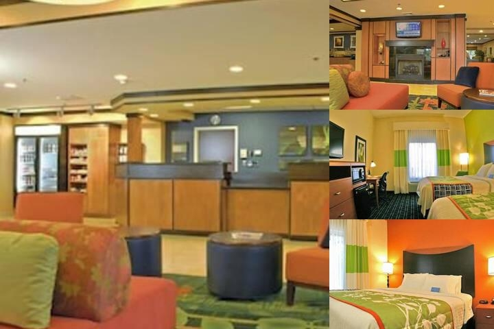 Fairfield Inn & Suites photo collage