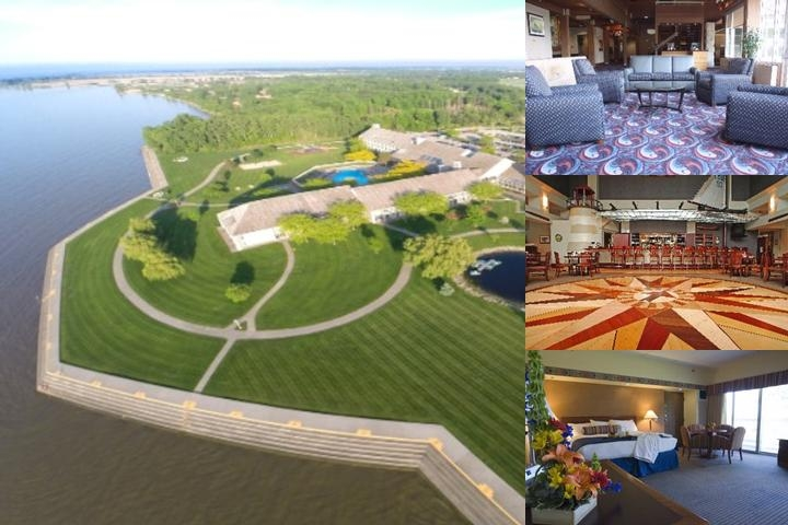 Maumee Bay Lodge & Conference Center photo collage