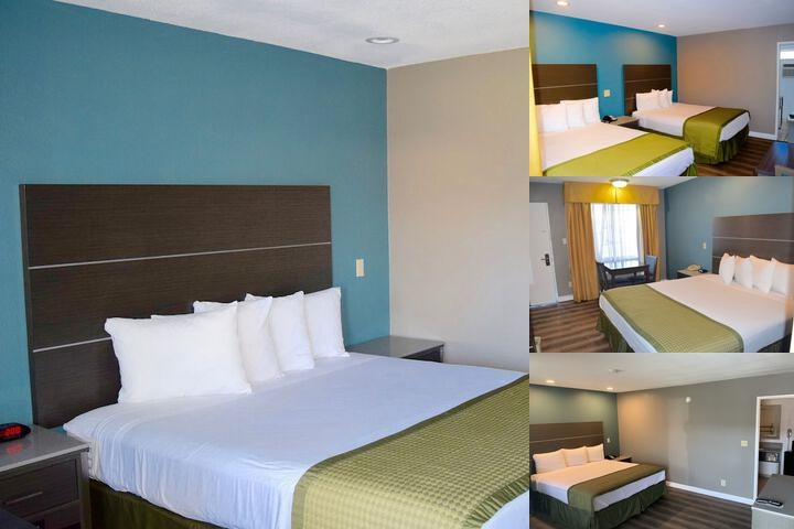 Hotel Palmeras Chula Vista photo collage