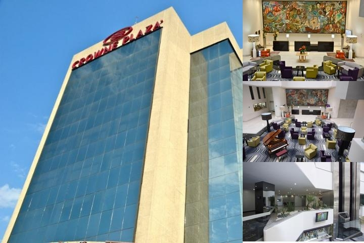Crowne Plaza Mexico Norte Tlalnepantla Lancaster photo collage