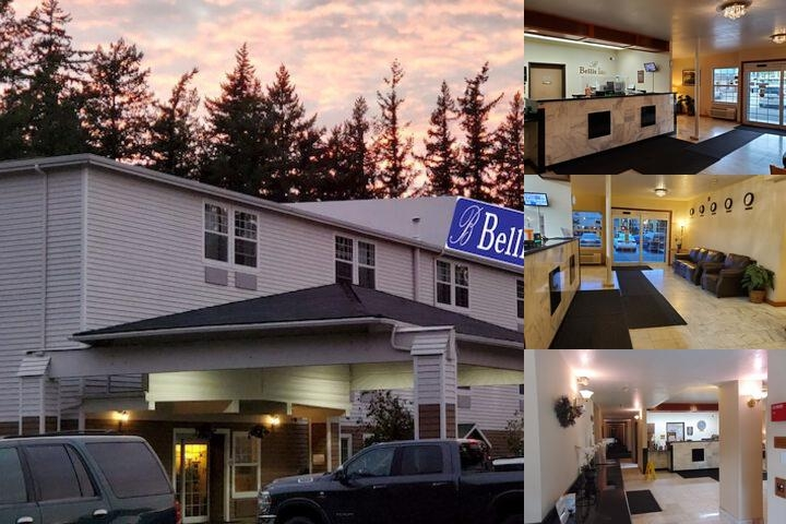 Rodeway Inn Bellingham photo collage