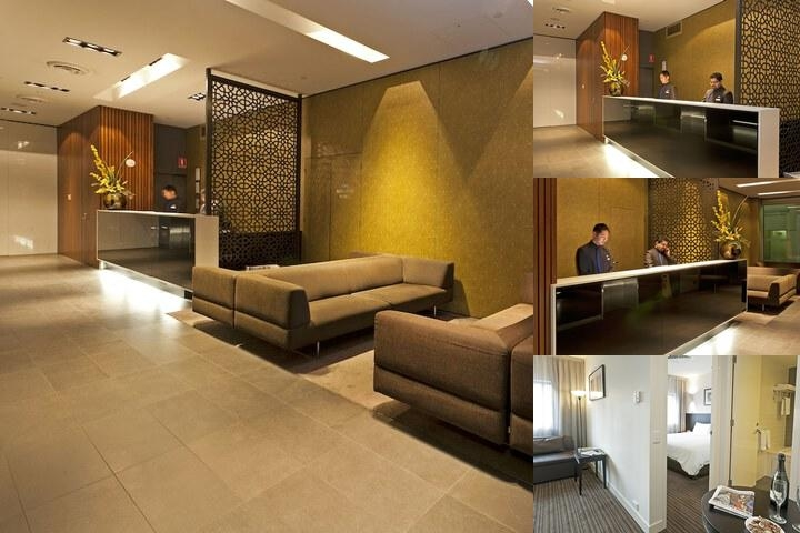 Causeway 353 Hotel photo collage