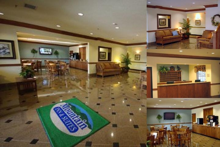 Mountain Inn & Suites Airport photo collage