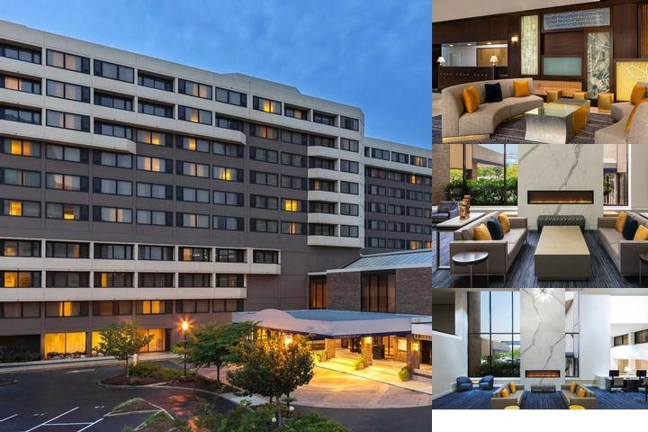 Sheraton Norfolk Waterside photo collage
