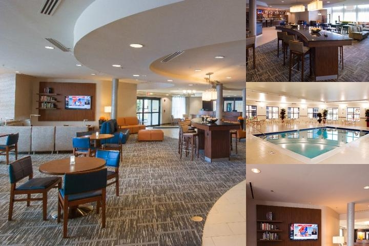 Courtyard by Marriott Canton photo collage