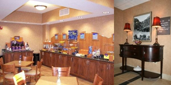 Holiday Inn Express Rawlins photo collage
